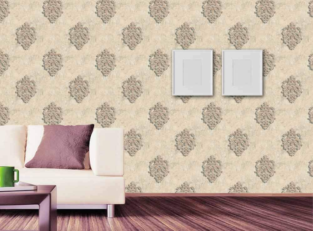 جنسهای مختلف کاغذ دیواری کدامند؟