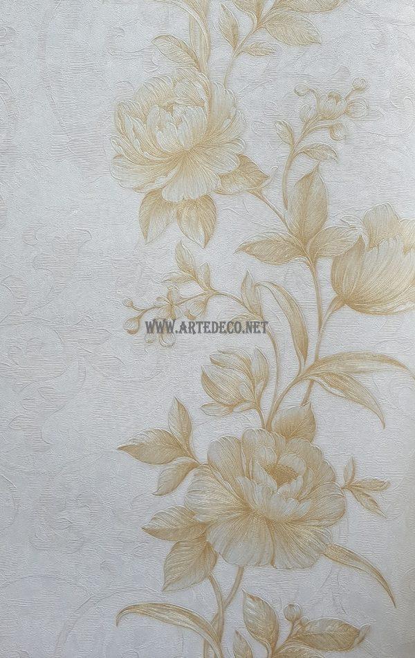 کاغذ دیواری کینگ 44 - کاغذ دیواری طرح گلدار