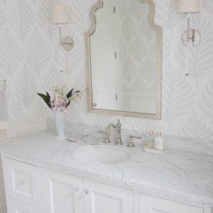کاغذ دیواری حمام سرویس بهداشتی