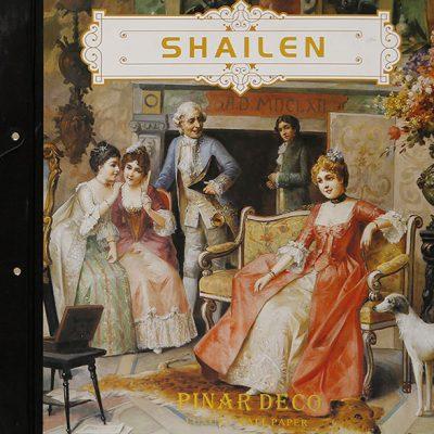 آلبوم کاغذ دیواری شایلین Shailen