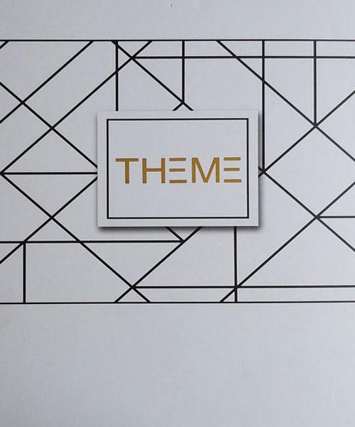 آلبوم کاغذ دیواری تم Theme