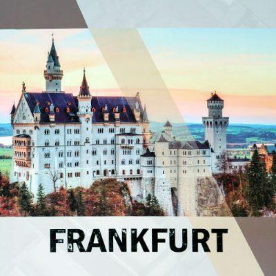 آلبوم کاغذ دیواری فرانکفورت Frankfurt