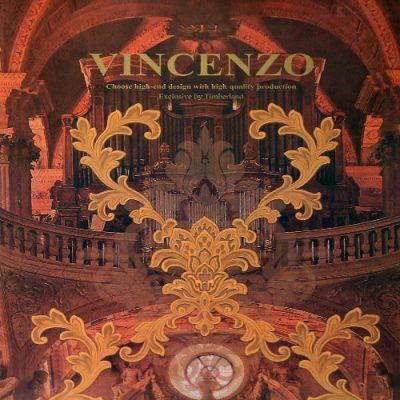 آلبوم کاغذ دیواری وینسنزو Vincenzo