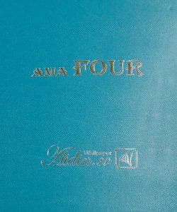 آلبوم کاغذ دیواری اما فور AMA Four
